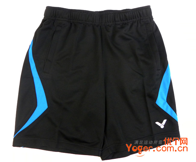 VICTOR胜利R-9043F运动短裤(纯净的宝蓝色)