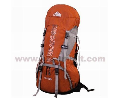 凯图巅峰k2summit 大型背包Ba49 桔色70+10升