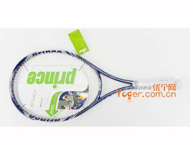 Prince王子 EXO3 Hybrid 110网球拍(7TU84),商务休闲网拍