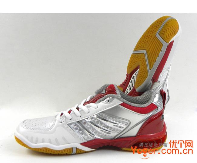 凯胜KASON FYZE023-1锋芒一代羽毛球鞋,2010年北京队战靴