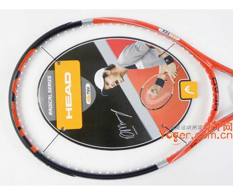 海德HEAD Youtek Radical MP网球拍L4(230100),巨星杀手