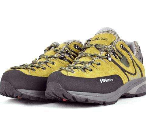 罕步男款GTX防水防滑登山鞋|徒步鞋 TRAIL-0902B (防水透气,防滑耐磨)