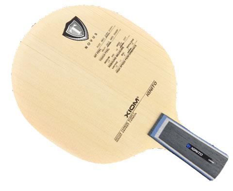 骄猛XIOM易加图IGNITO乒乓球底板(适合猛攻的轻巧桧碳底板)
