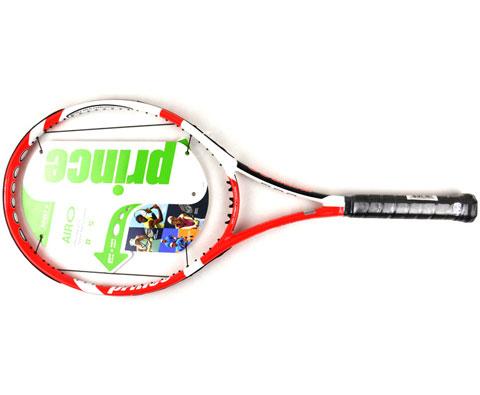 Prince王子 Airo Hybrid Pace网球拍(7T05D),红色激情的法拉利!