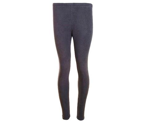 凯乐石Kailas KG242071 女款碳灰色抓绒保暖裤