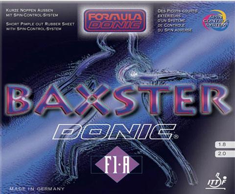 """多尼克正胶王魔鬼正胶套胶Baxster F1-A """"东邪""""专用"""