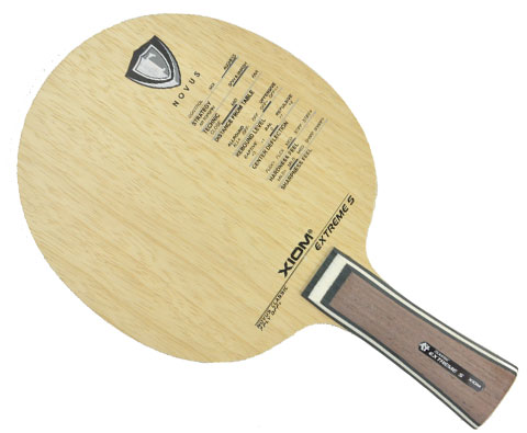 骄猛XIOM终极煞EXTREME S 7层纯木 乒乓球底板