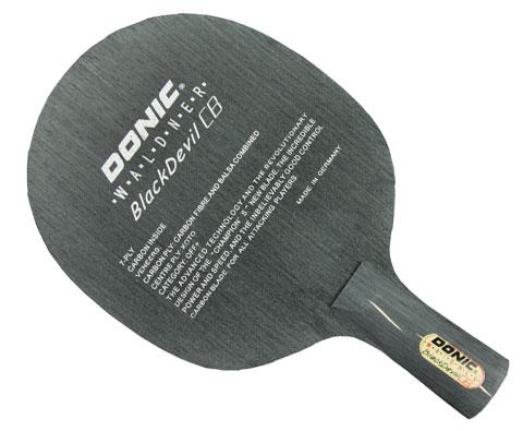 多尼克中国龙-黑魔 Donic Waldner Blackdevil CB 无机乒乓球底板