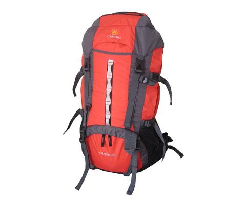 格拉丹冬CRDDO 101002锈红色GUIDE55L户外背包