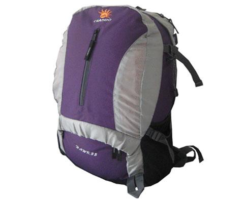 格拉丹冬CRDDO HAWK 35L户外背包102001 紫色
