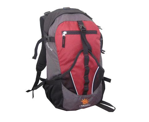 格拉丹冬CRDDO 92002 枣红ATMOS28L户外背包