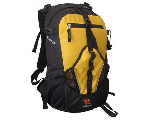 格拉丹冬CRDDO 92002 皇家黄ATMOS28L户外背包