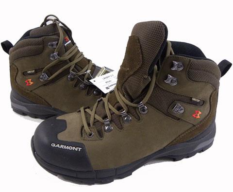 嘎蒙特 GARMONT LANDER GTX 登陆者防水透湿男女款中帮登山鞋 徒步鞋 深棕 徒步鞋中的悍马