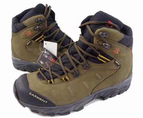 嘎蒙特 GARMONT SITKA ⅤGTX 斯特卡男女款中帮登山鞋 徒步鞋(防水透气防滑V底)