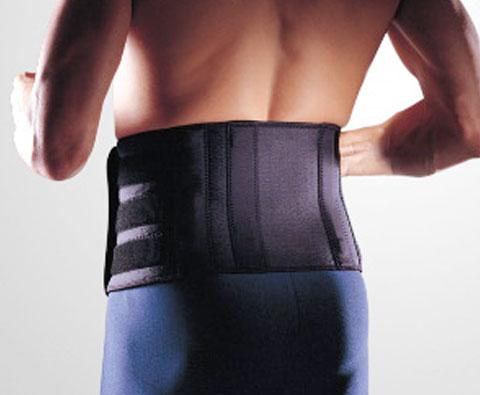 LP欧比 高透气型腰部支撑护带 透气支撑护腰 LP727CA