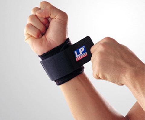 LP欧比 单片式腕部调整束套 可调整护腕 LP753