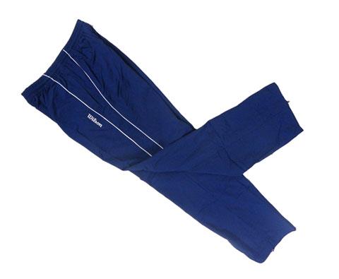 WILSON维尔胜6T44YC女士藏青长裤