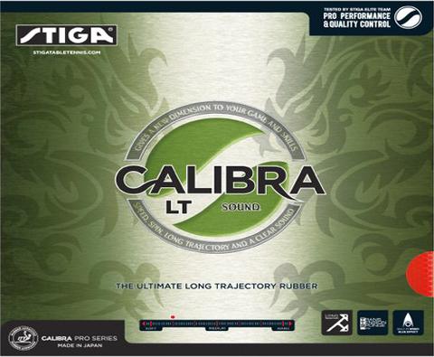 斯帝卡STIGA CALIBRA LT SOUND(卡雷巴超轻)反胶套胶 蛋糕海绵