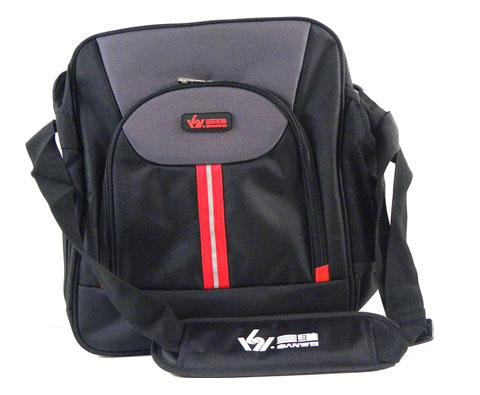 三维3503乒乓球包-专业乒乓球教练包 带独立鞋袋!
