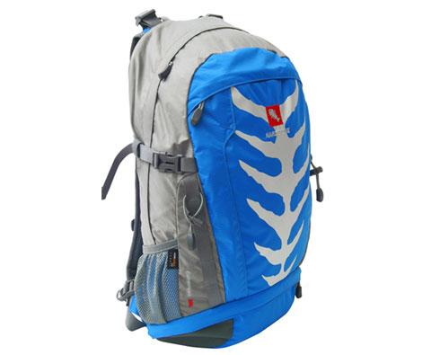 硬骨HARDBONE HB11008 喀麦隆 30L 登山背包 蓝色