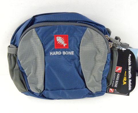 硬骨HARDBONE HB10031 撒哈拉 腰包 蓝色