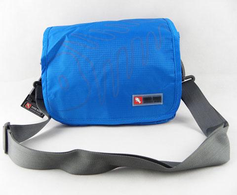硬骨HARDBONE HB11030 乔乌依蓝色优雅单肩挂包