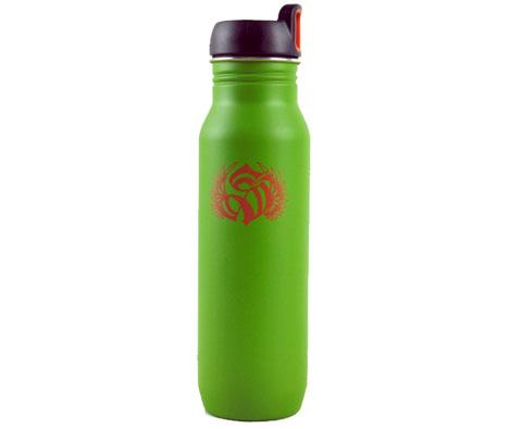 史丹利Stanley 01042-013 700ml不锈钢运动水瓶-绿色