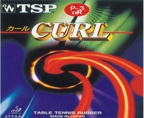 大和TSP CURL P-1R长胶套胶20505(朱世赫使用)