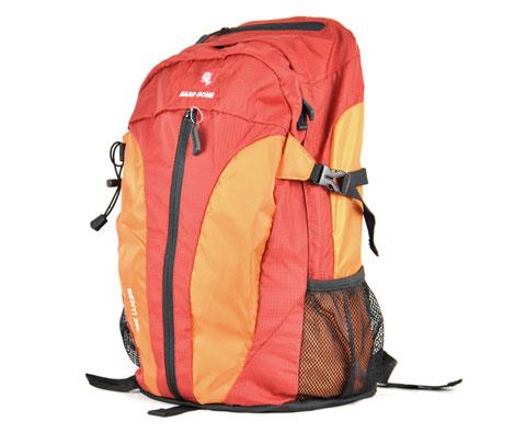 硬骨HARDBONE HB11102 本依II 25L 红色登山背包