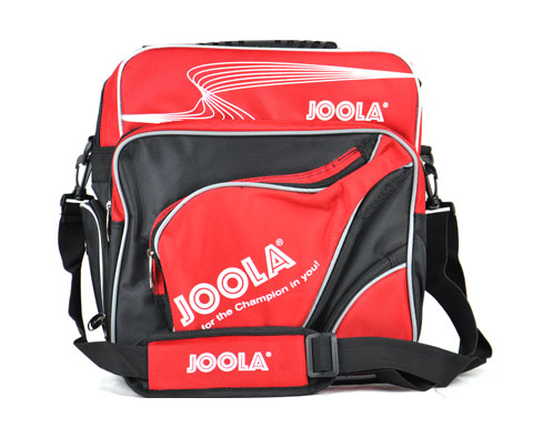 JOOLA优拉805乒乓球包-单肩背包 红色款