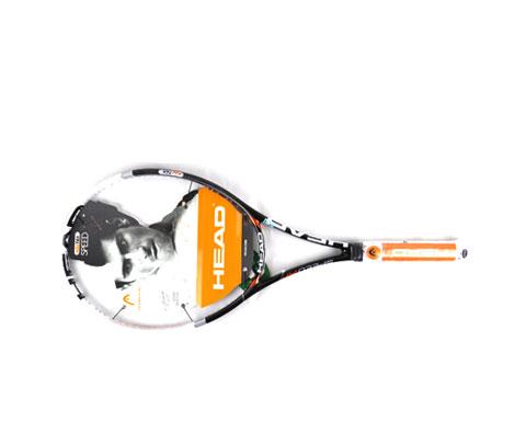 HEAD海德 YouTek IG Speed MP 18-20(230661)网球拍,德约科维奇2011御用拍