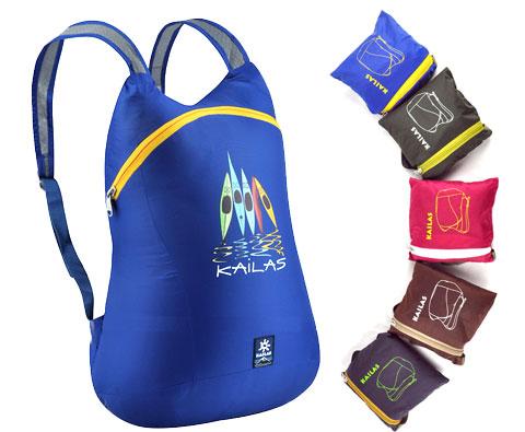凯乐石Kailas KG807111 2011新款变色龙可折叠背包 14升