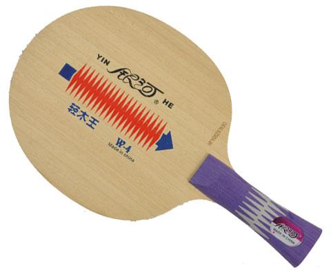 银河W-4乒乓球底板,轻木大芯(江湖人称轻木王)