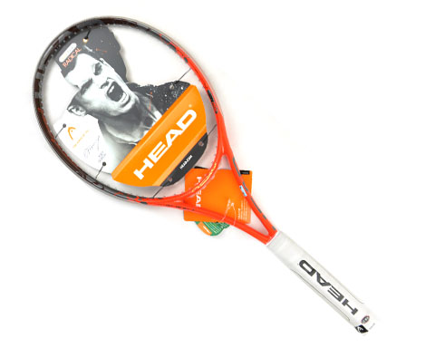 HEAD 海德(230412) YOUTEK IG Radical Pro 网球拍(L4 Pro),天才穆雷用拍