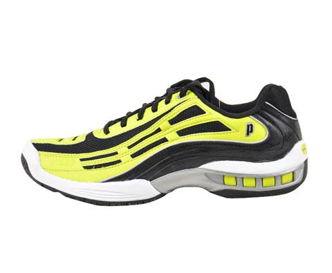 Prince王子 Rebel LS 黄黑银(8P333-701) 男款网球鞋