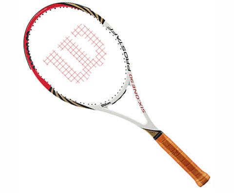 Wilson维尔胜T7102网球拍(BLX Pro Staff Six one 90) 费德勒2013款PS90