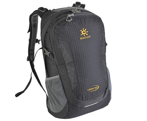 凯乐石KAILAS KG806462天枰30L黑色电脑包,休闲与商务本无界限