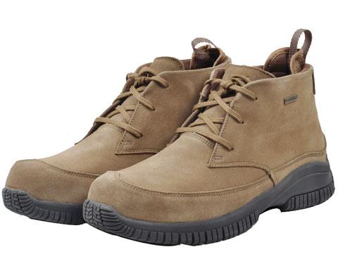 遨游仕Ounce L3中帮徒步鞋/登山鞋卡其色(CLS舒适鞋楦系统,减缓疲劳)