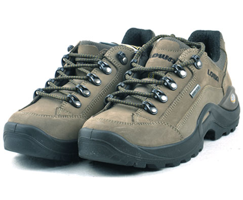LOWA RENEGADE II GTX LAT12207 女式低帮鞋 褐色 LOWA性价比最高的低帮鞋