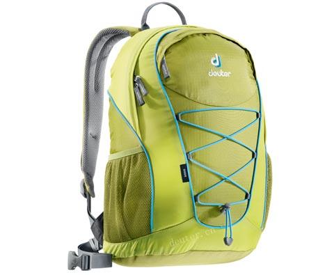 多特DEUTER80146 Gogo 25L 运动休闲双肩背包 苔绿色 年轻的绿色