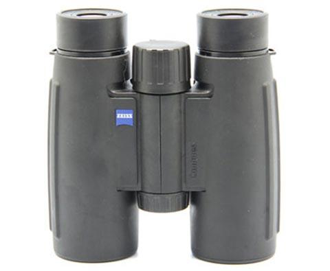 德国蔡司ZEISS 523210征服系列望远镜 10x30T* 黑色 视力经得起岁月检验