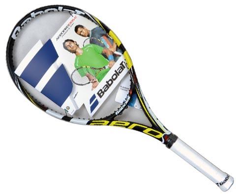 Babolat百保力 AeroPro Drive GT 网球拍 纳达尔2013款APD(101174)