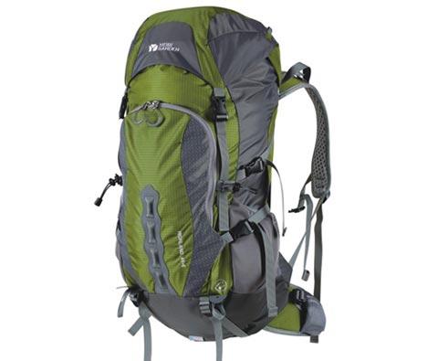 牧高笛MB112004 高地45+5L 橄榄绿登山包,非常方便的徒步包!