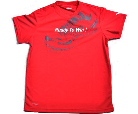 VICTOR胜利 CT-2023D 儿童圆领T恤(快速挥发,超强透气)
