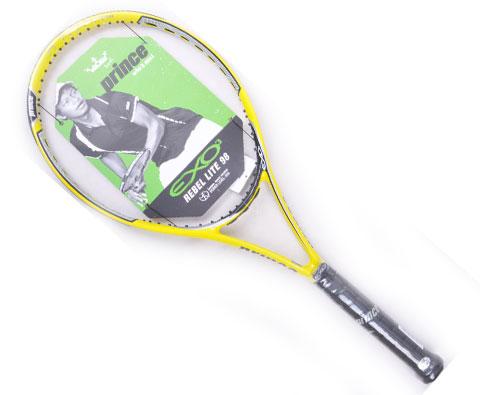 Prince王子 7T18K EXO3 REBEL LITE 98网球拍,穿梭于云间的黄龙