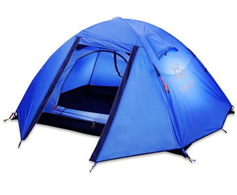 凯乐石Kailas KT300101 秋梦加强版 双人双层三季帐篷 户外移动别墅