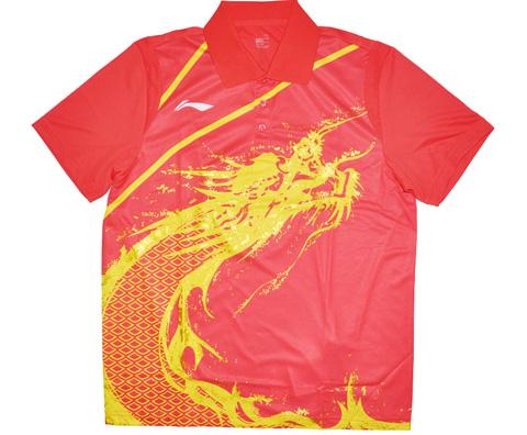 李宁国家队奥运专业比赛服【通天】AAYG312-1 2012年奥运龙服