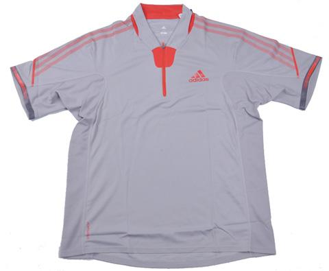 adidas阿迪达斯 X34975 乒乓球比赛服(伦敦奥运会新加坡队比赛服)