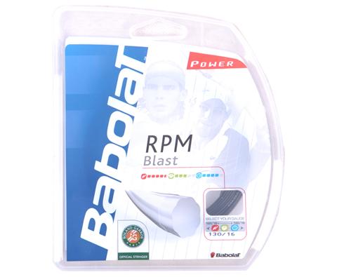 Babolat百保力 (241091)RPM Blast 16 纳达尔专用 网球线