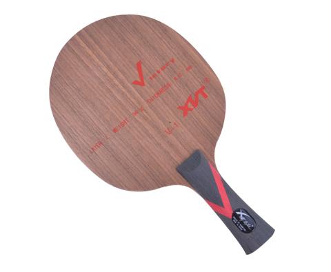 郗恩庭 V-1 乒乓球拍底板(黑胡桃面材,快弧底板)